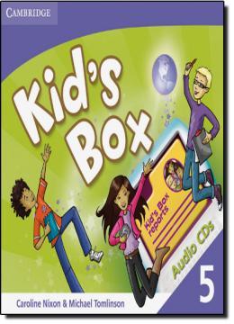 KIDS BOX 5 AUDIO CD (3)