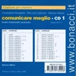 COMUNICARE MEGLIO - LIVELLO INTERM./AVANZ. - CD IMPORTADO (3)