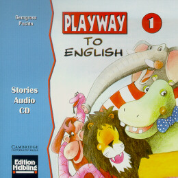PLAYWAY TO ENGLISH 1 STORIES CD - 1ST ED