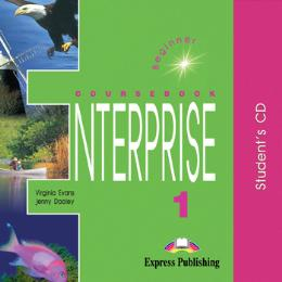 ENTERPRISE 1 - BEGINNER - STUDENT`S AUDIO CD