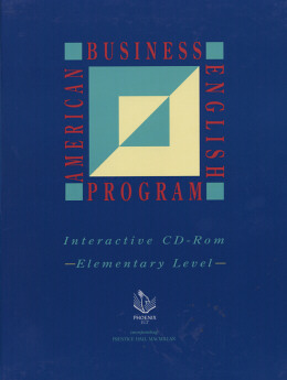 AMERICAN BUSINESS ENGLISH PROGRAM ELEMENTARY CD-ROM