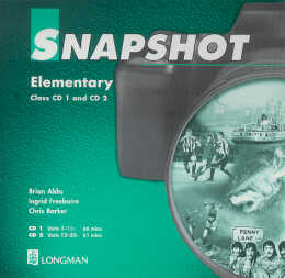 SNAPSHOT ELEMENTARY - AUDIO CD (PACK OF 2)