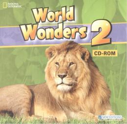 WORLD WONDERS 2 CD-ROM