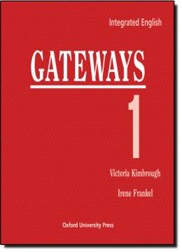 GATEWAYS 1 - CD (CONJUNTO DE 2 CDS)