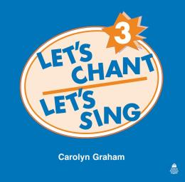 LET`S CHANT, LET`S SING 3 - CD