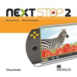 NEXT STOP 2 CLASS AUDIO CD (2) - 1ST ED
