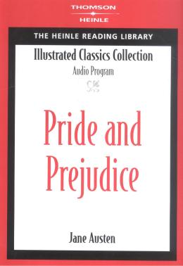 PRIDE AND PREJUDICE AUDIO CD - HEINLE READING LIBRARY LEVEL B