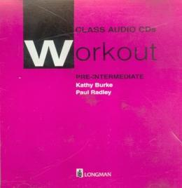 WORKOUT PRE-INTERMEDIATE - AUDIO CD (PACK OF 2    )