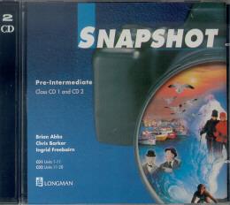 SNAPSHOT PRE-INTERMEDIATE - CLASS CD (PACK OF 2)