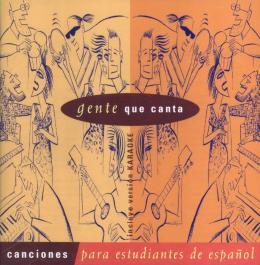 GENTE QUE CANTA - CD AUDIO