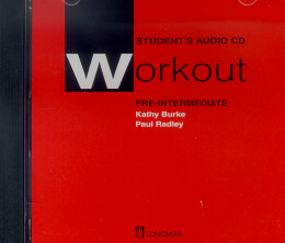 WORKOUT PRE-INTERMEDIATE - STUDENT`S AUDIO CD