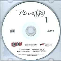 PLANETA 1 CD AUDIO CLASE (1) NACIONAL