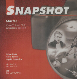 SNAPSHOT STARTER - CLASS CD - AMERICAN