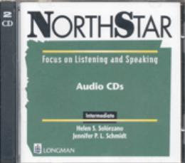 NORTHSTAR FOCUS ON LISTENING AND SPEAKING INTERMEDIATE - AUDIO CD