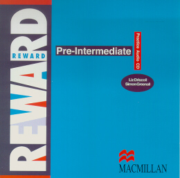 REWARD PRE-INTERMEDIATE - PRACTICE AUDIO CD