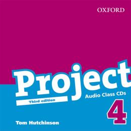 PROJECT 4 CD (3) 3RD EDITION