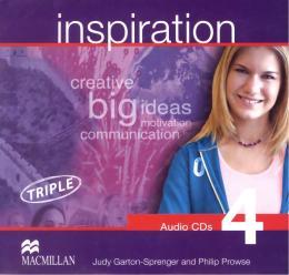 INSPIRATION 4 CD (PACK OF 3) - 1ST ED