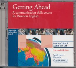 GETTING AHEAD LEARNER`S BOOK CD (2)
