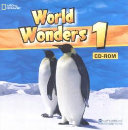 WORLD WONDERS 1 - CD-ROM