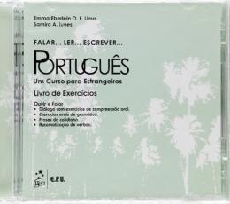 FALAR... LER... ESCREVER PORTUGUES - CD AUDIO 4