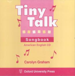 TINY TALK SONGBOOK - AMERICAN ENGLISH CD (PACK OF 2)