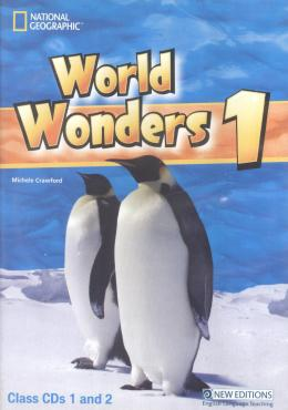 WORLD WONDERS 1  - CLASS CDS 1 AND 2