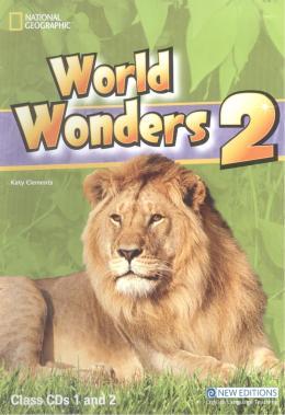 WORLD WONDERS 2 CLASS CD