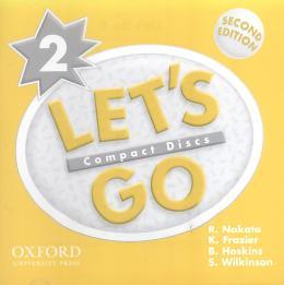 LET`S GO CD 2 (2)  2ND ED