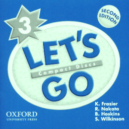 LETS GO 3 CLASS AUDIO CD (1) - 2ND ED