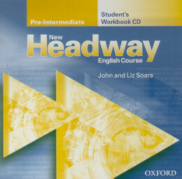 NEW HEADWAY ENG.COUR.PRE-INT.SB/WB CD(1)