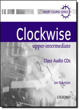 CLOCKWISE UPPER-INTERMEDIATE CLASS CD (2)