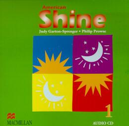 AMERICAN SHINE 1 - AUDIO CD(2)