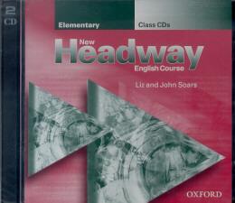 NEW HEADWAY ENG.COUR.ELEM.CLASS CD (2)