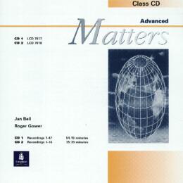 ADVANCED MATTERS CLASS CD (2)