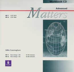 ADVANCED MATTERS - WORKBOOK AUDIO CD