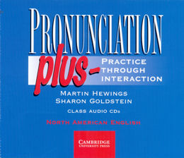 PRONUNCIATION PLUS - PRACTICE THROUGH INTERACTION - CLASS AUDIO CD (5)