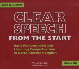 CLEAR SPEECH FROM THE START CD (2) - 1ST ED