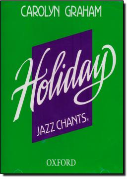 HOLIDAY JAZZ CHANTS - AUDIO CD