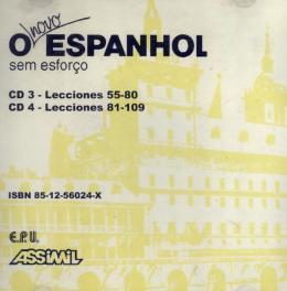 NOVO ESPANHOL SEM ESFORCO (CD)
