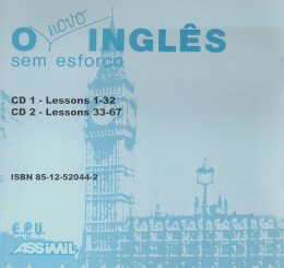 NOVO INGLES SEM ESFORCO (CD)