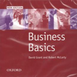 BUSINESS BASICS - AUDIO CD - (PACK OF 2) - NEW EDITION