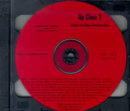UP CLOSE 2 - CLASSROOM CD
