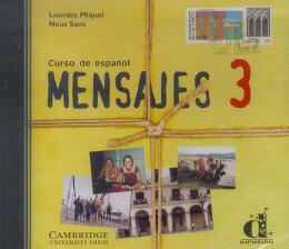 MENSAJES 3 AUDIO CD