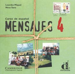 MENSAJES 4 AUDIO CD