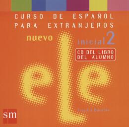 NUEVO ELE INICIAL 2-CD AUDIO
