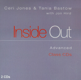 INSIDE OUT ADVANCED - CLASS AUDIO CD
