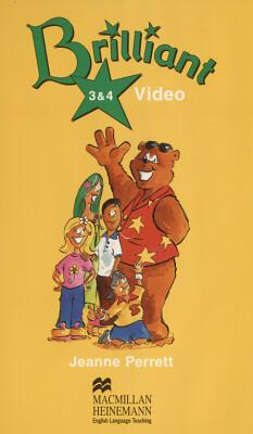 BRILLIANT 3&4 - VHS