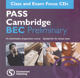PASS CAMBRIDGE BEC PRELIMINARY CD (2)