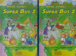 SUPER BUS 2 -CASSETES
