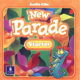 NEW PARADE STARTER - AUDIO CD (PACK OF 3)